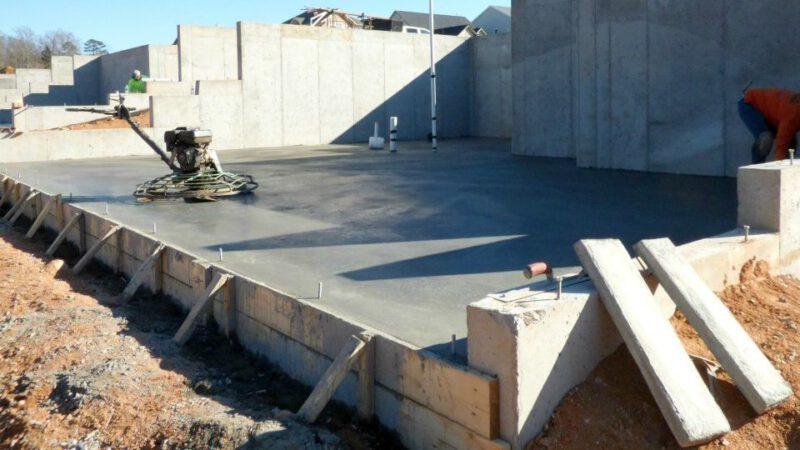concrete contractors charlotte nc